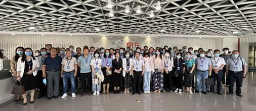 中国国际工程咨询协会组织承包企业赴京东工业品考察交流活动圆满结束